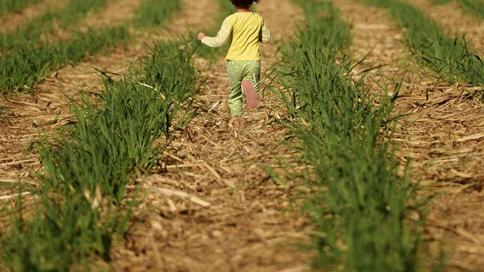 Children who grew up on farms have fewer allergies, says new research