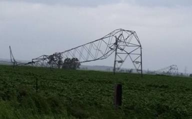 Wild storms bash South Australia