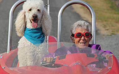 Road-tripping granny and social media sensation dies at 91