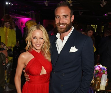 Kylie Minogue and fiancé Joshua Sasse's same-sex marriage campaign has some big celebs on board