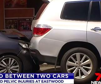 Sydney girl, 6, crushed between cars – driver allegedly 6 times over limit