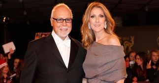Celine Dion reveals Rene Angelil was the only man she's ever been intimate with