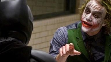 Creepy clown twist: Batman has been sighted taking down clowns
