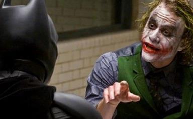 Creepy clown craze twist: Batman has been sighted taking down clowns