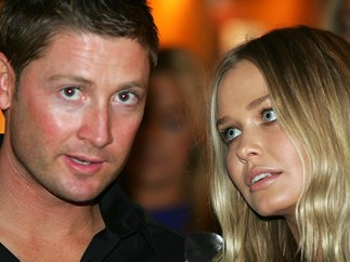Michael Clarke on the engagement ring he gave Lara Bingle