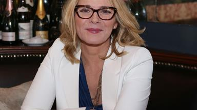 """Women my age are still relevant,"" says 60-year-old Kim Cattrall"