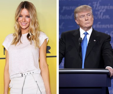 Why Donald Trump has prompted Jennifer Hawkins to cancel upcoming interviews