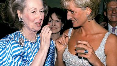 Princess Diana's stepmother Raine Spencer has died
