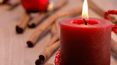 Could scented candles be linked to cancer?
