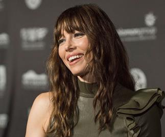 What Jessica Biel does in the shower is dividing her fans