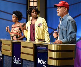 Tom Hanks on Saturday Night Live