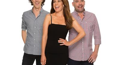Kate Ritchie and radio co-stars in hot water over controversial radio segment