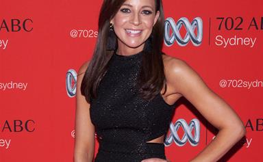 What Carrie Bickmore really wears under The Project desk
