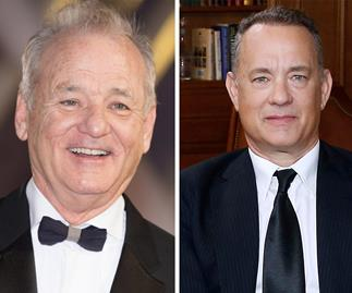 Tom Hanks and Bill Murray