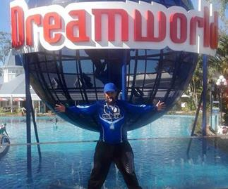 Dreamworld employee's sick jokes about the four dead visitors