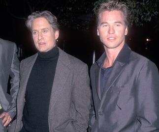 Michael Douglas reveals Val Kilmer is reportedly suffering from cancer