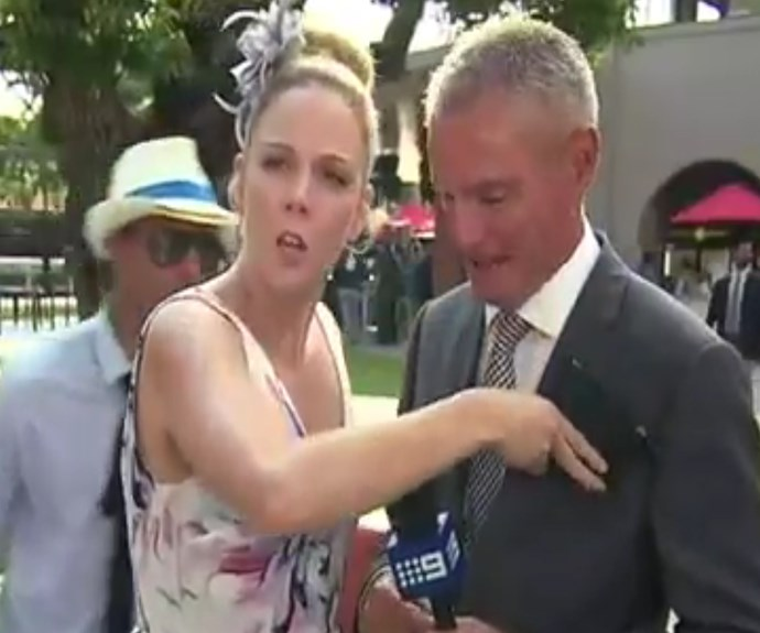 Who could forget when this good Samaritan crashed a live TV cross to help find an owner of a lost wallet.