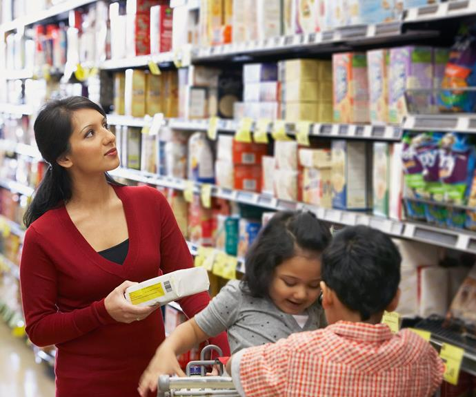 Australian supermarkets selling dangerous and banned foods