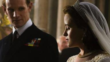 Highly anticipated series The Crown drops on Netflix tomorrow!