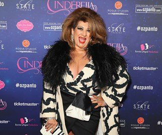 Australian entertainer Maria Venuti in induced coma