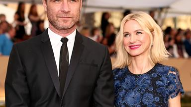 Naomi Watts supports ex Liev Schreiber in his new play
