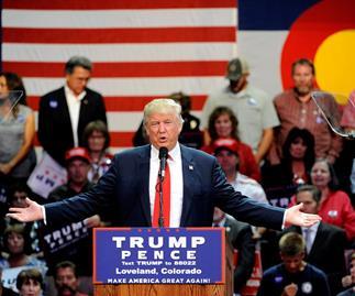 Donald Trump wins Presidential race