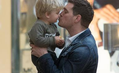 Michael Buble's three-year-old son has liver cancer: reports
