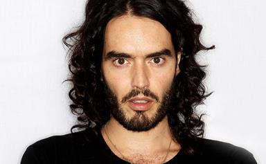 REVEALED: Russell Brand's daughter's gorgeous retro name