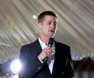 Brad Pitt's back: Actor's first interview post-divorce