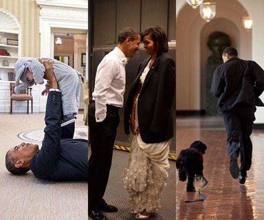 Official White House photographer picked his favourite Obama pictures