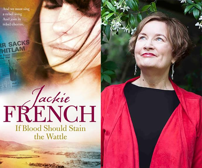 Jackie French If Blood Should Stain the Wattle
