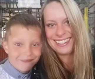 Kelly-Anne Carter takes her life just days after her son was killed in house fire