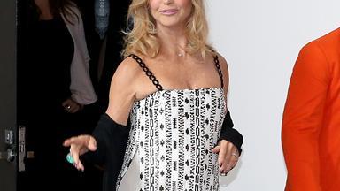 The Newtons meet Goldie Hawn!