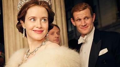 Stars of 'The Crown' Claire Foy and Matt Smith are surprisingly bad at royal trivia