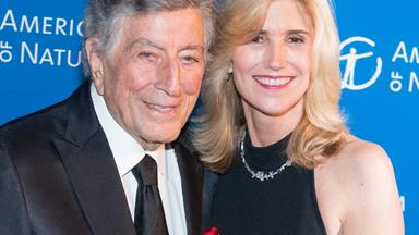 Tony Bennett recalls his bizarre first meeting with wife Susan Benedetto