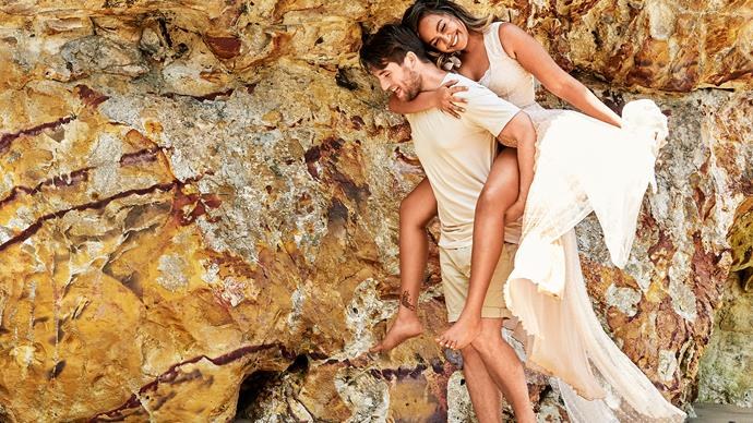 EXCLUSIVE: Jessica Mauboy opens up about taking the next step with the love of her life