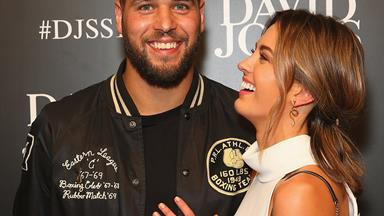 Jesinta Campbell and Buddy Franklin's Gold Coast honeymoon