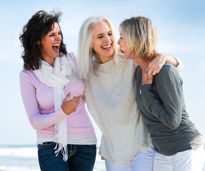 Scientific research suggests women get better with age and it's all down to ageing gracefully