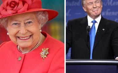 Is Queen Elizabeth inviting Donald Trump to Windsor Castle?