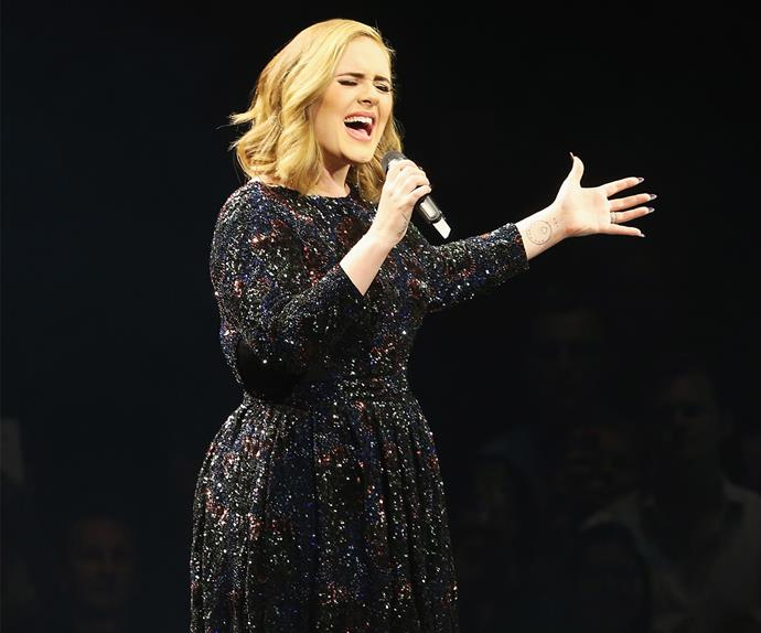"Adele says she is ""going to have another baby""."