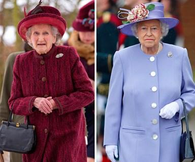 Queen Elizabeth's cousin Margaret Rhodes has died