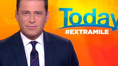 Karl Stefanovic has not quit Today, say Nine bosses