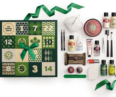 We're wishing you a merry Christmas with 24 days of beautiful prizes