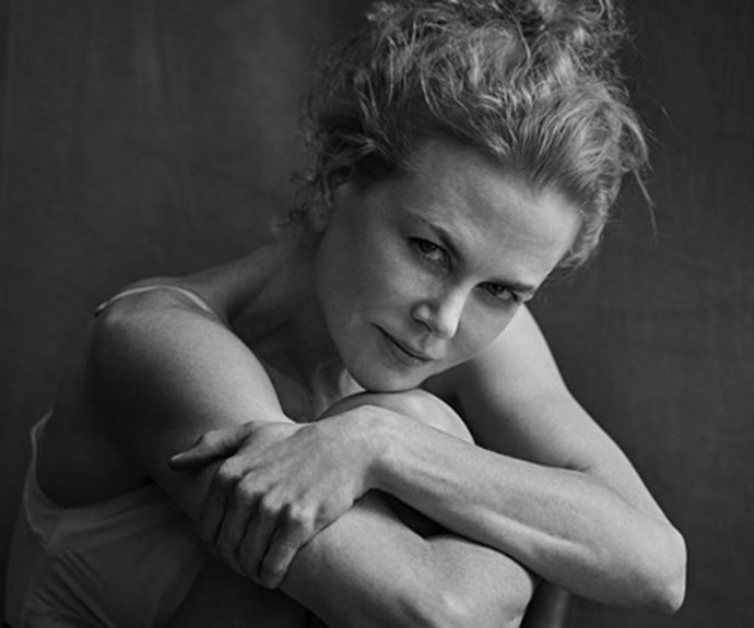 """It's another kind of naked"": Actresses star in a raw and revealing 2017 Pirelli calendar"
