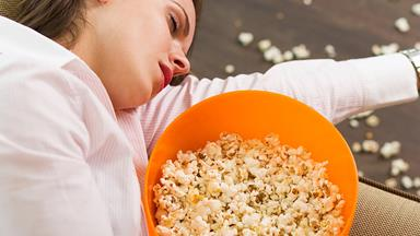 Why we feel sleepy after eating