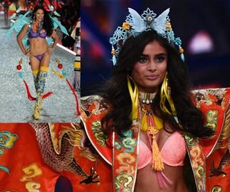 Was the Victoria's Secret fashion show racist?