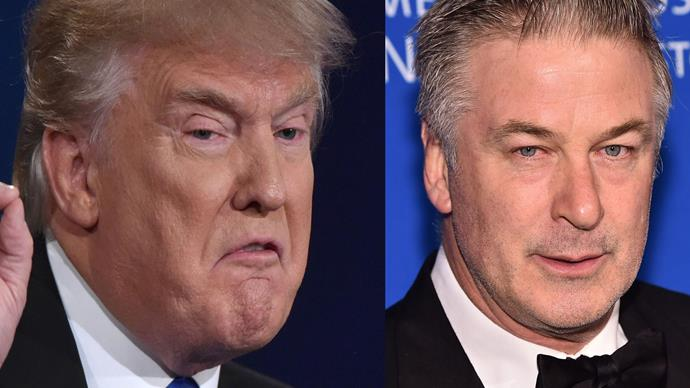 Alec Baldwin gives enraged Donald Trump ultimatum over impersonations