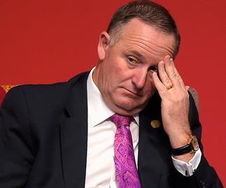 NZ PM John Key resigns