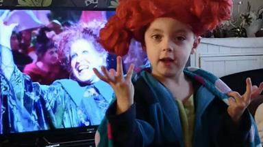 5-year-old's amazing rendition of 'I Put a Spell On You' grabs attention of Bette Midler herself