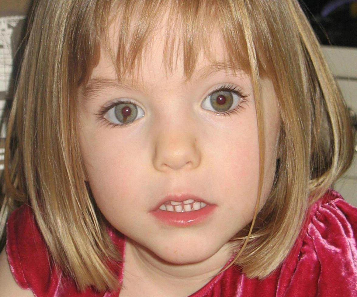 Teen causes outrage after 'joking' she's Maddie McCann
